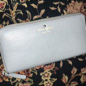 Baby Blue Kate Spade Wallet ⚡️💘